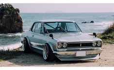 "The Nissan Skyline C10 chassis, or ""Hakosuka"", is the one car that will always make me feel giddy like a little school girl whenever I see it.  When I see o"