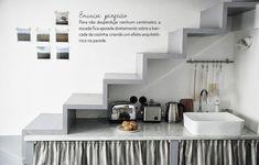 25² e nada mais. Confira: http://casadevalentina.com.br/blog/detalhes/25m-e-nada-mais-2843 #decor #decoracao #interior #design #casa #home #house #idea #ideia #detalhes #details #style #estilo #casadevalentina #kitchen #cozinha