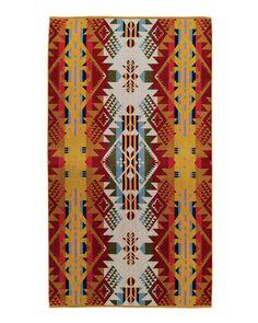 Pendelton Jacquard Towel - IntiMint