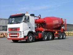Liebherr Truck Mixer HTM 1204 L
