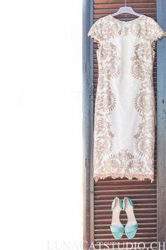 http://www.lunacatstudio.ch/mariage-deirdre-maurizio-photographe-mariage-geneve/ robe mariage vintage retro  photographe mariage genève