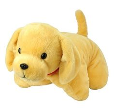 """Kids Preferred Biscuit Cuddle Pal by Kids Preferred. $12.99. Biscuit Cuddle Pal. 15 inches, Machine Wash.Product Measures: 7"""" x12"""" x6""""Recommended Ages: 3 years and up"""