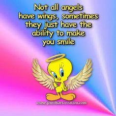 🌻💜🐝👍 bestest bf who can always make you smile are Earth🌎 Angel Faith Quotes, Life Quotes, Funny Quotes, Friend Quotes, Bugs Bunny, Tiny Toons, Tweety Bird Quotes, Bird Graphic, Favorite Cartoon Character