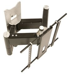 A dedicated electric tv bracket that is fully automated for Samsung motorized tv wall mount