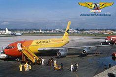 HK-1974 Boeing 720-B, en Eldorado Boeing 720, Spacecraft, Cool Toys, Airplanes, Third, Aviation, Jet, The Past, Aircraft