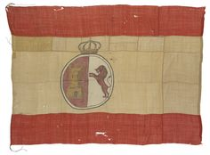 Spanish Naval ensign (1785-1931) - National Maritime Museum