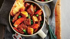 The days are getting colder, get cozy with these comforting fall recipes.