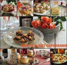 Ecco una raccolta da non perdere perfetta per festeggiare in allegria il capodanno, la raccolta di ricette per buffet di capodanno è una raccolta piena di