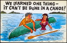 "Canadian non-fiction writer Pierre Burton has been quoted saying ""a Canadian is someone who knows how to have sex in a canoe"". This insightful quote then begs the question of you dear reader, ""Are you a 'real' Canadian""?"