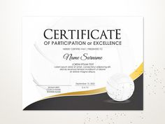 Certificate Of Participation Template, Printable Certificates, Certificate Templates, Lorem Ipsum Text, Certificate Background, Award Template, Meaningful Gifts, Volleyball, Letter Size