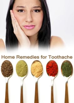 Home Remedies for #Toothache