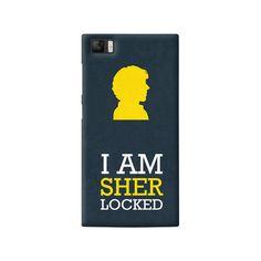 Sherlock Xiaomi Mi3 Case from Cyankart