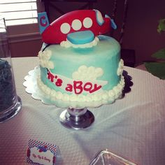 Made by Adrienne Williams Fancy Cakes, Bat Mitzvah, Baby Shower Cakes, Airplane Cakes, Deco, Birthdays, Cupcakes, Cookies, Shower Ideas
