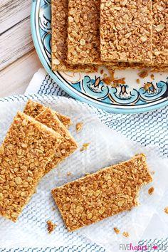 Oats & Honey Granola Bars