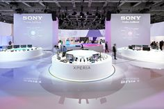 Sony IFA Berlin 2012, SCHMIDHUBER | german-architects.com