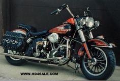 1952 Harley Davidson Pan