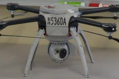 Michigan State Police Demonstrate Drone for Law Enforcement Use - Northern Michigan's News Leader