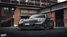 Did a photoshoot with this PTS Slate Grey Porsche 991 RS by Edo Competition earlier this year, really fell in love with the spec! My Dream Car, Dream Cars, Porsche 991 Gt3, Gt3 Rs, Hot Cars, Luxury Cars, Race Cars, Super Cars, Automobile