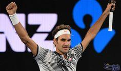 روجيه فيدرر يُحرز لقبه العشرين فى بطولات الغراند سلام: توج السويسري روجيه فيدرر بلقب بطولة أستراليا المفتوحة للتنس، الأحد، بتغلبه على…