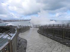 bebetecavigo.El mar en invierno,Santander.bebetecavigo