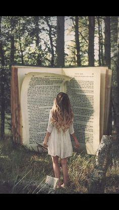 книга, девушка, история