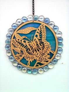 Hey, I found this really awesome Etsy listing at https://www.etsy.com/il-en/listing/92977185/butterfly-suncatcher-wood-glass-ornament