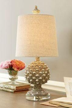 Fiesole Artichaut Lamp from Soft Surroundings