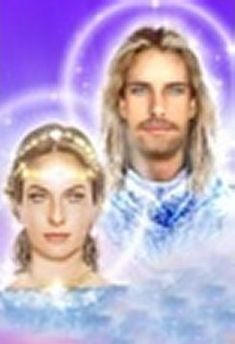 Elohim of the 7th Ray - Arcturus and Victoria