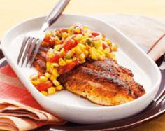 Cajun Catfish Recipe | I love my food