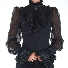 {I like this blouse for my Susan Cos. But the link is for tips on sewing with leather. *shrug*}