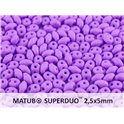 SuperDuo Opaque Sapphire Silk Mat - 10g