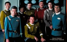 Which Star Trek Uniform Would You Prefer Wearing Regularly | Freakin' Awesome Network Forums