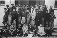 College moderne - Ecoles de Miliana 1954