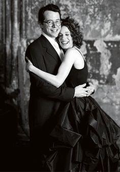 Sarah Jessica Parker and Matthew Broderick (1997) - Vintage Celebrity Wedding Photos - Photos