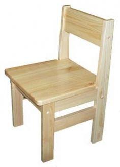 Детский деревянный стульчик своими руками | Строительный портал