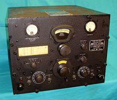 WWII COMMUNICATIONS EQUIPMENT