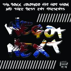 Mixtape album art for Tha Boxx Colorado Hip Hop Show