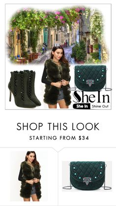 """""""Shein no.7"""" by almamehmedovic-79 ❤ liked on Polyvore"""