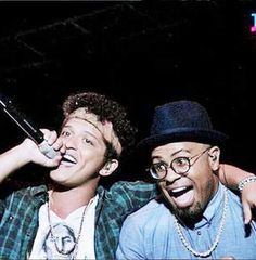 Bruno and Phil