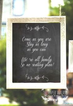 Chalkboard Seating Sign - Pick a Seat Not a Side - Wedding - 8 x 10 Print - READY TO SHIP