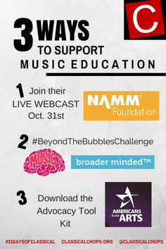 3 Ways to Support Music Education