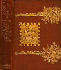 Castle--The Pride of Jennico, copy 2--Macmillan 1898