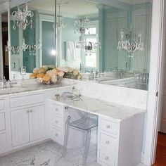 Bathroom Makeup Vanity luxurious bathroom with white beadboard vanity cabinets and drop