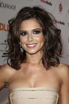 British singer Cheryl Cole