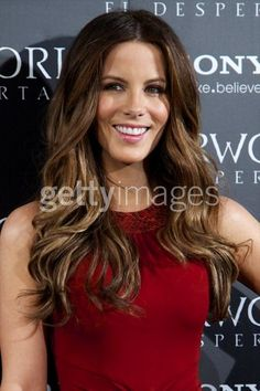 Kate Beckinsale, love this hair color!