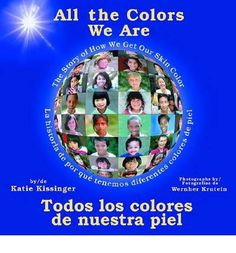 Magnificent color photos and simple, engaging language capture the essence of one way people are special and different from one another--skin color. This book answers the