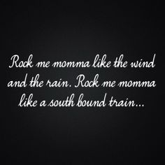 Darius Rucker Wagon Wheel lyrics. Would be cute in a frame for the kids' room.