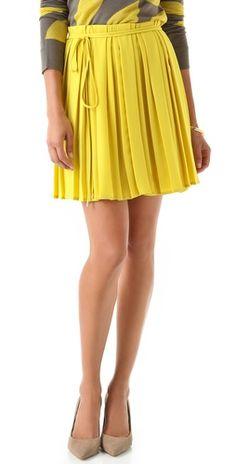 Diane von Furstenberg Missy Skirt <3