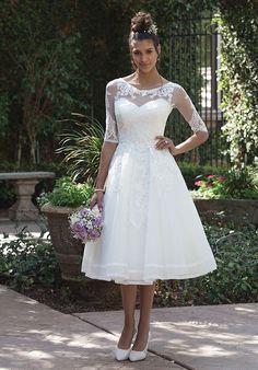 Sincerity Bridal 4000 Ball Gown Wedding Dress