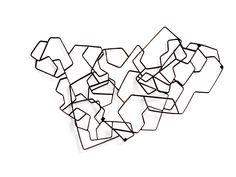 """CONTEXT Gallery, Mar Sánchez, brooch """"Dimensiones Paralelas I"""""""